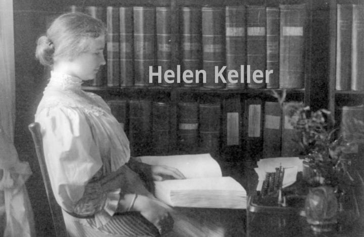Helen Keller web resources