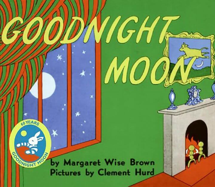 Goodnight Moon by M.W. Brown