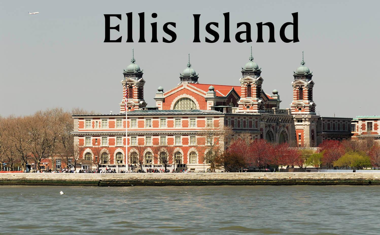 Ellis Island All Immigrants