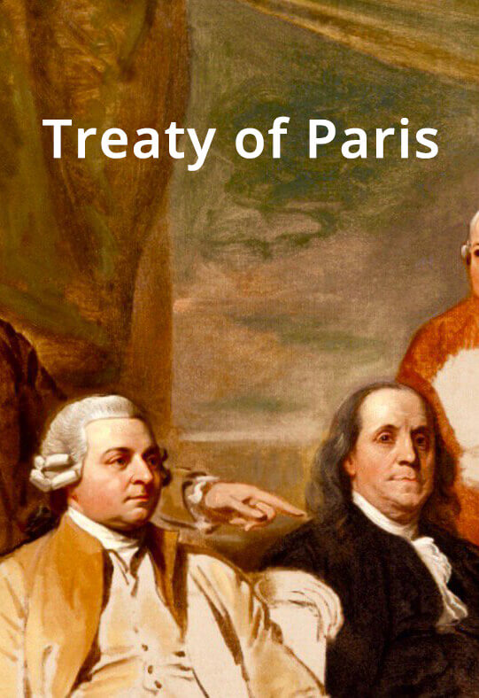 Treaty Of Paris 187 Resources 187 Surfnetkids