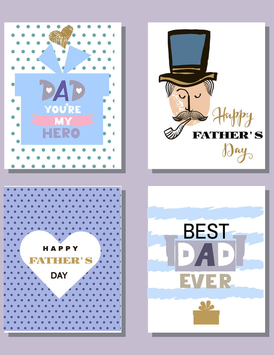 Father's Day Cards for kids to make, resources from Surfnetkids.com. #fathersday #holidays #crafts
