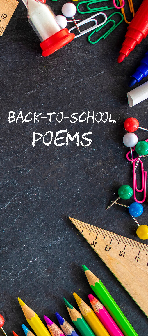 Back-to-School Poems