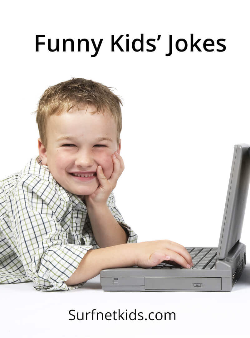 Funny Kids' Jokes
