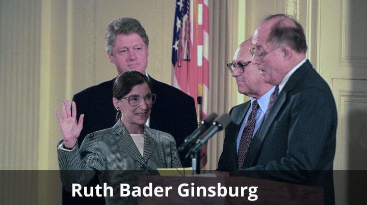 Ruth Bader Ginsbsurg