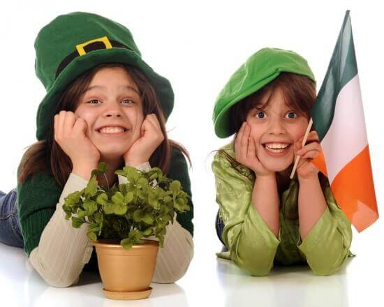 More Saint Patrick's Day Activities for Kids