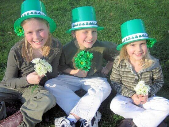 Fun Ideas for Kids on St. Patrick's Day