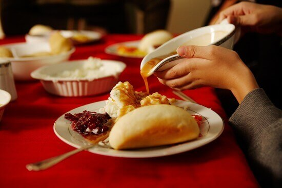 Kid-Friendly Thanksgiving Menu