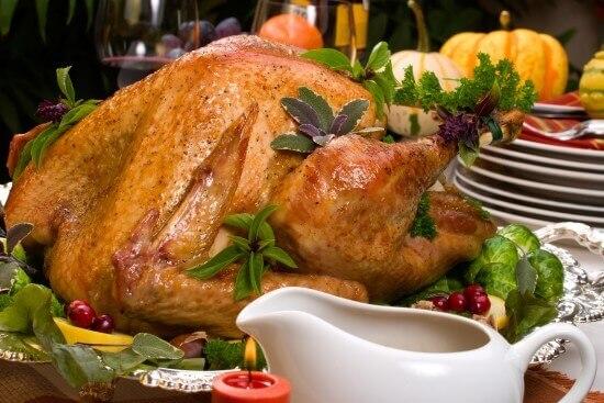 Thanksgiving Turkey Traditions