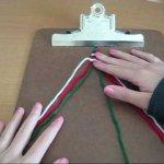 How to Make Friendship Bracelets – Inverse Chevron